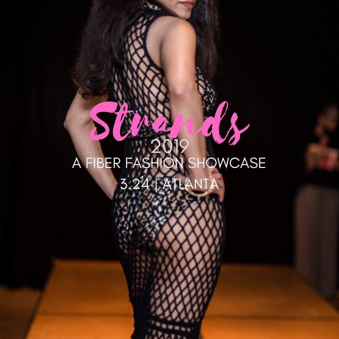 Greetings! 17 days and counting… Join us for Strands 2019 – A Fiber Fashion Showcase on March 24, 2019 at the Southwest Arts Center in the Performance Theater for a day of fiber art fashion, vendors with handcrafted goods, great treats to dine on and more… Get your tickets today fiberartsfashion2019.eventbrite.com