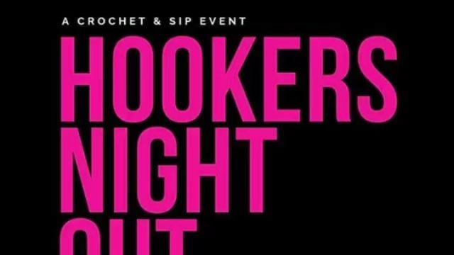 In 3 days, Hookers Night Out comes back to Atlanta. Bring your hooks, wips, and string and be ready to have a great time.  Tickets are $35 and include tapas, wine, and some education to help propel your craft to the next level. Tickets are available at pinkjoycrochets.com.  This series' vendors include @bzypeach who has tools and services us hookers need and Purl, @thetravelingyarnyogi with her spectacular selection of yarn from local spinners. Follow each and let them know you're coming.  See you Saturday