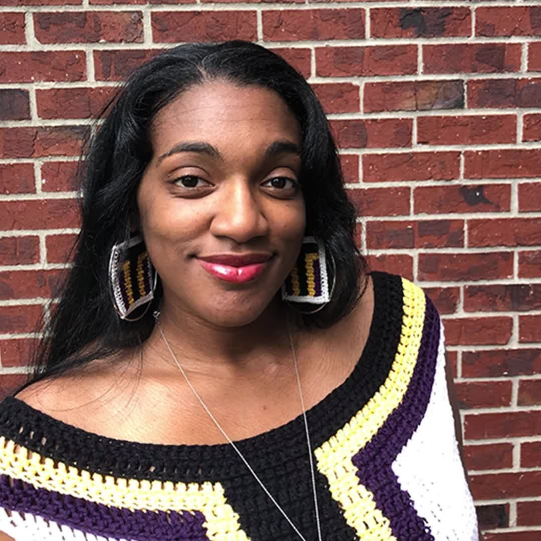 Local fashion Fiber Arts Courtney Whitehead @creationsbycourtneyllc will be showcasing her line of fashionable crochet creations at.  This will be Courtney's first year with the Strands family.  Come out and support on 3.22.20 in Atlanta.  Click link in bio for show information and tickets. Follow @fiberartsfashion  See you there